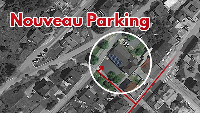 plan parking cinéma la bobine
