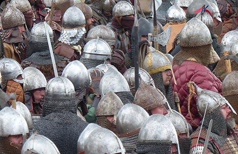 Danemark-Normandie, sur la route des Vikings