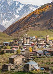 Géorgie, au cœur du Caucase